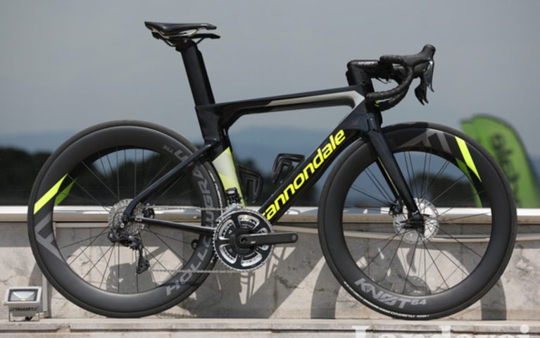 TEST: Cannondale SystemSix