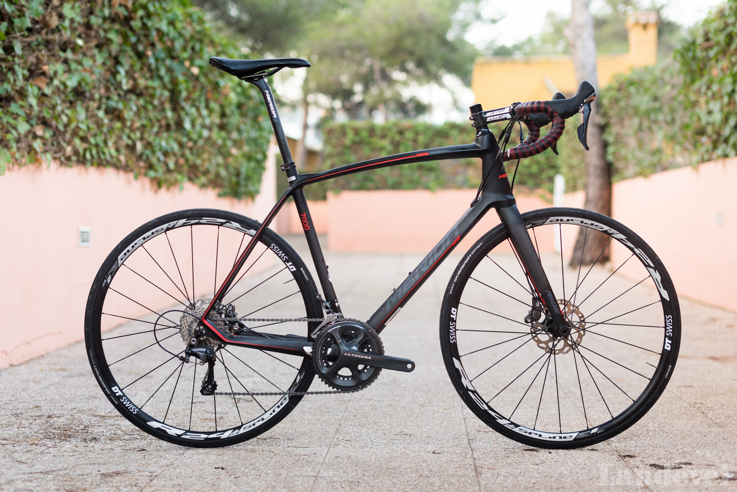 TEST: MERIDA RIDE DISC CF700