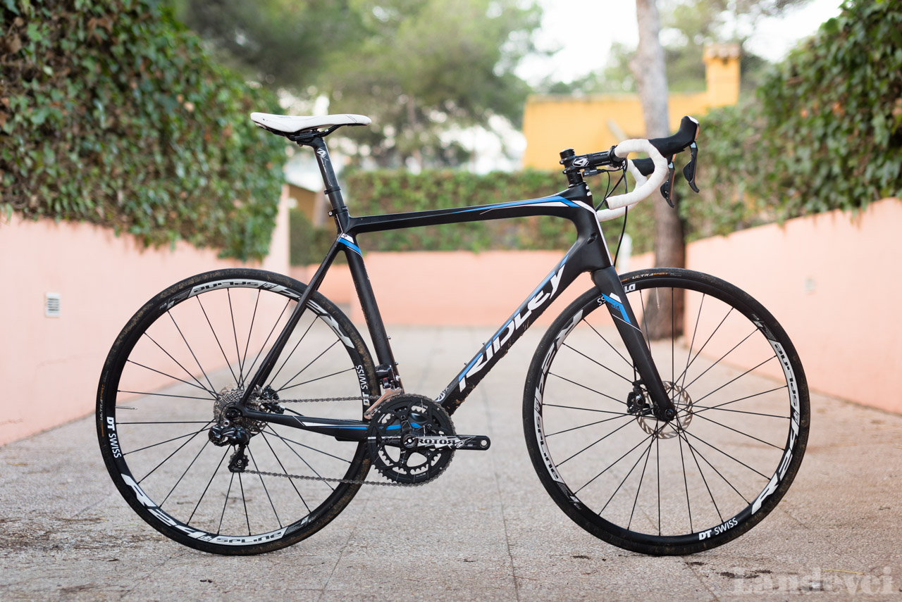 TEST: RIDLEY FENIX DISC C10